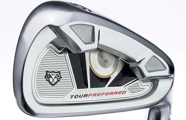 TaylorMade Tour Preferred 2008 3 and 4 irons