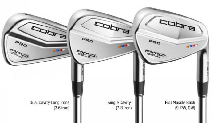 2013 Cobra AMP CELL Pro Irons