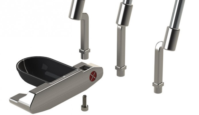The Brex Golf BG-1 Putter