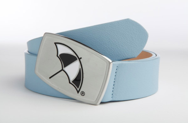 Style 015005 features the Arnold Palmer Umbrella Logo (MSRP $60)