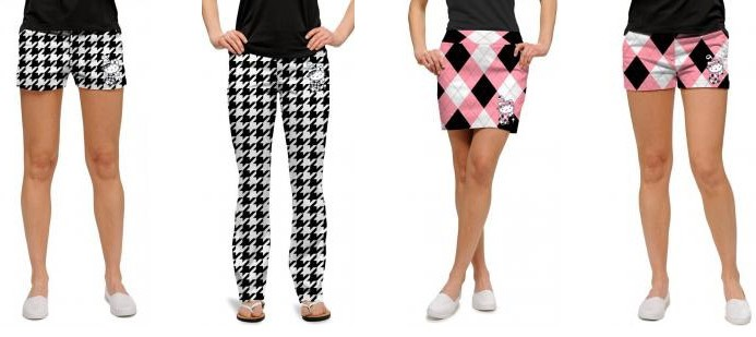 Loudmouth Unveils Hello Kitty Line for Women