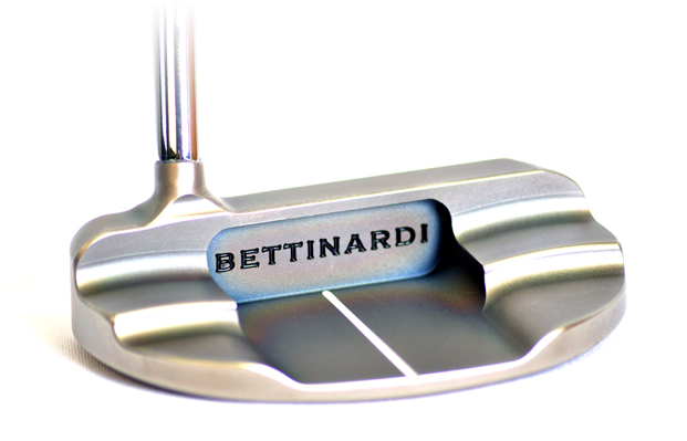 The Bettinardi KM2 from Behind