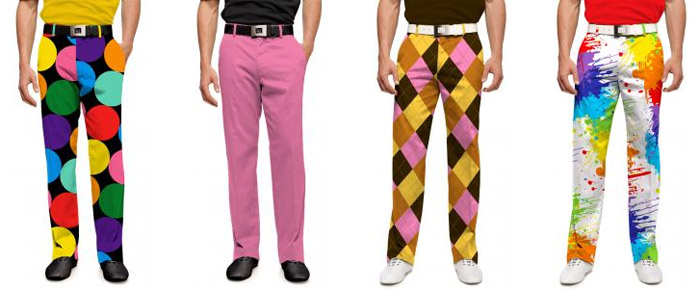 Loudmouth re-stocks spring 2013 favorites