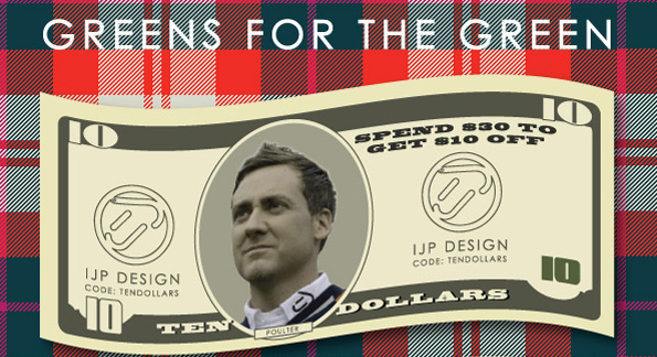 IJP Design Sale on this weekend