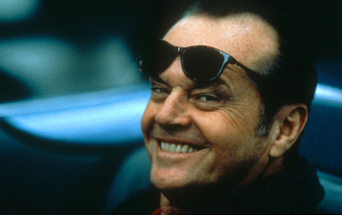 Jack Nicholson spent $75k on a set of Honma golf clubs