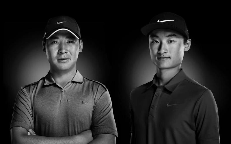 Nike Golf Adds Two Young Athletes from China: Hao-Tong Li and Xin-Jun Zhang
