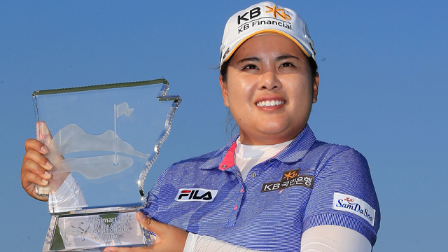Inbee Park wins fifth LPGA event of the year