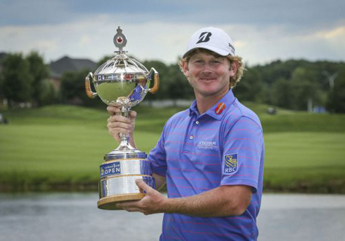 Brandt Snedeker's winning bag from the RBC Canadian Open