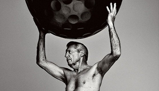 Photos: Gary Player in ESPN The Magazine's 'Body Issue'