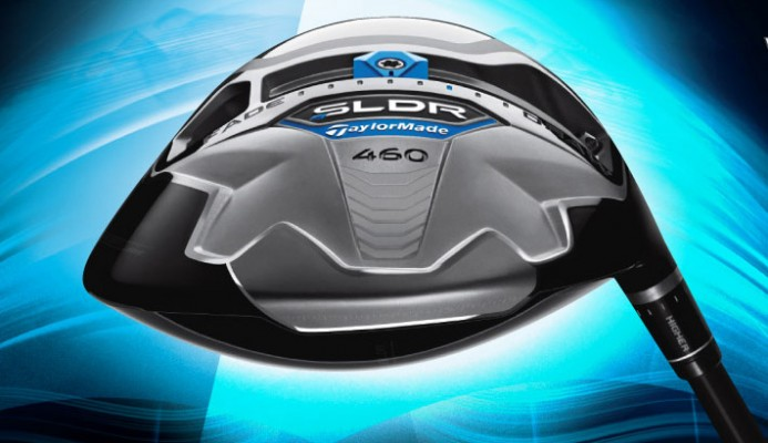 The TaylorMade SLDR Driver