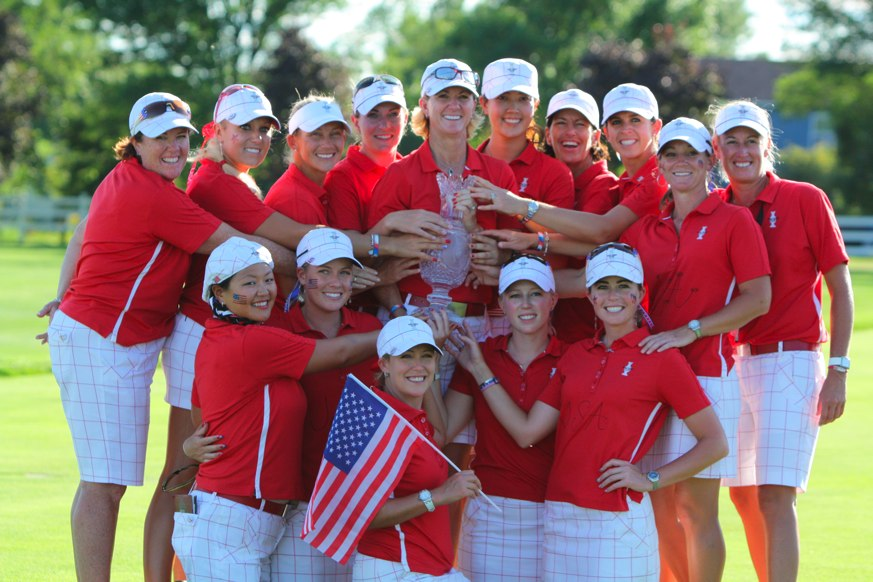 Antigua Named Official Golf Apparel Licensee for 2013 U.S. Solheim Cup Team