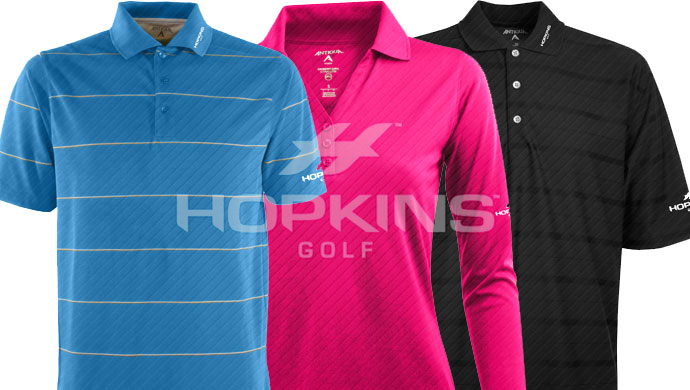 Hopkins Golf Introduces Apparel and Headwear Line