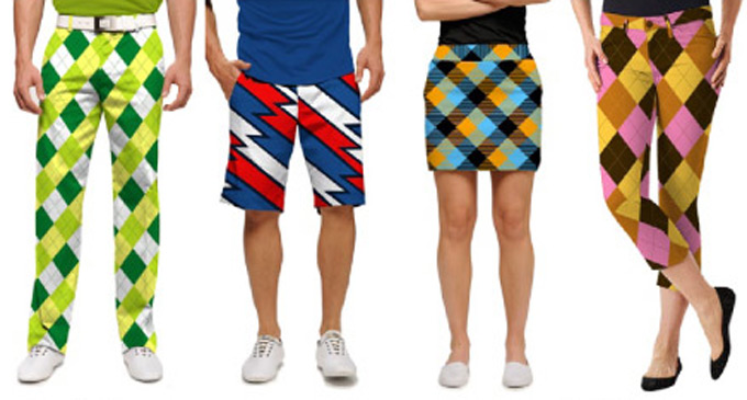 Loudmouth's Made-to-Order options are where it's at