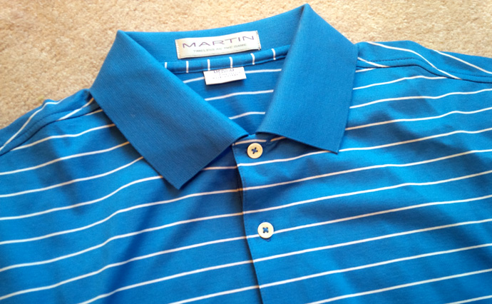 Martin Seville Golf Polo