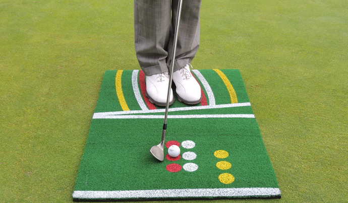 The Perfect Pitch Golf Mat