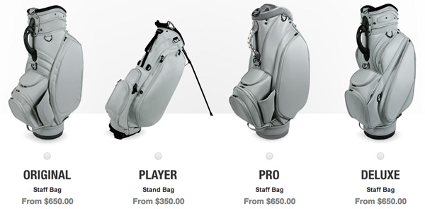 Vessel Bags: Pricing