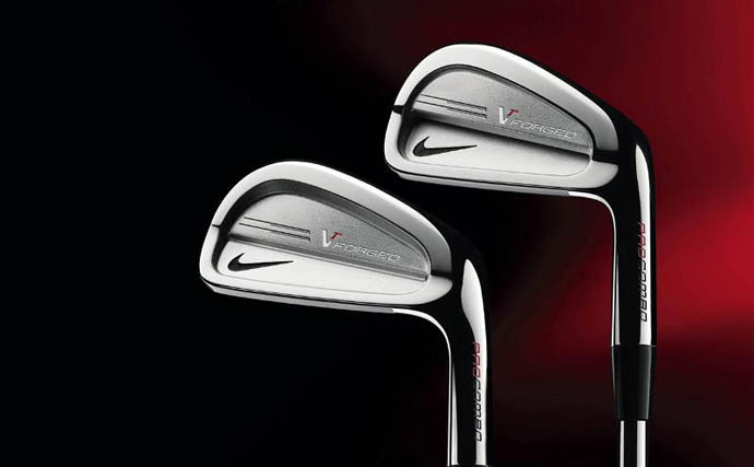 Nike announces new VR Forged Pro Combo Irons