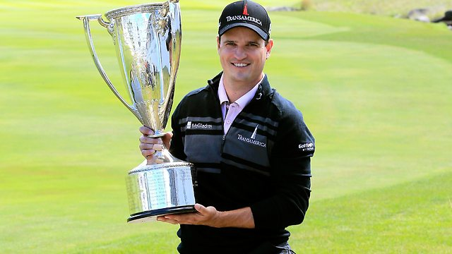 Zach Johnson wins the BMW Championship with a bag full of Titleist