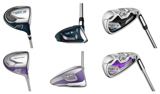Cobra announces new Baffler XL Driver, fairways, hybrids and irons