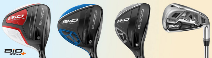 Cobra intros BiO Cell Driver, fairways and hybrids