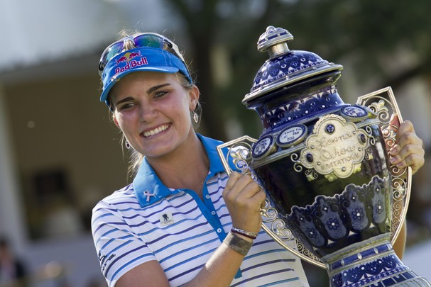 Lexi Thompson's winning bag from the Lorena Ochoa Invitational