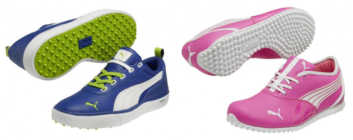 Puma introduces Monolite golf shoes for men and women