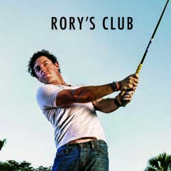 Rory McIlroy releases first book - 'Rory's Club'