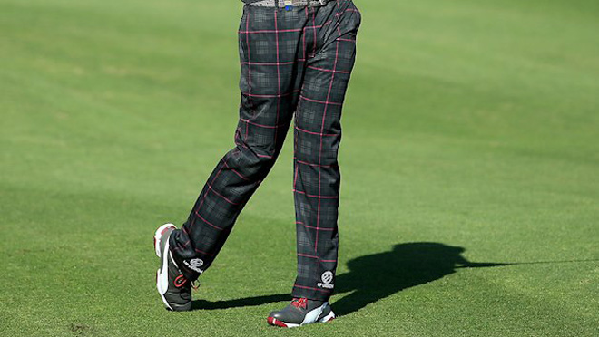 Infographic: IJP Design Tech Tartan Pants