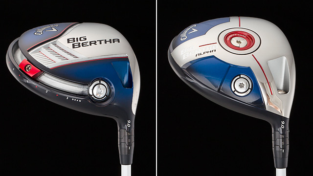 Callaway intros Big Bertha and Big Bertha Alpha Drivers