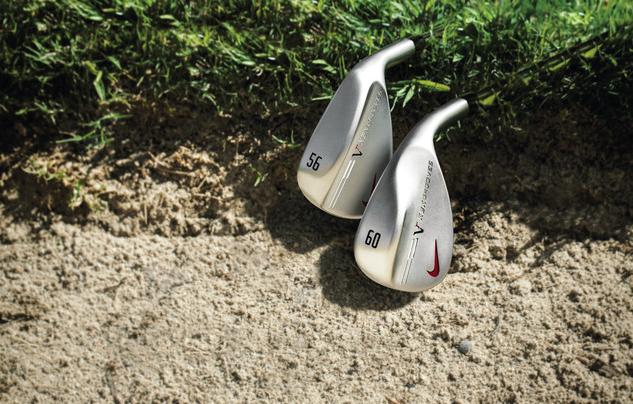 VR X3X Toe Sweep and Dual Wide Sole Wedges from Nike Golf