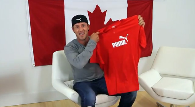 Graham DeLaet joins the Puma Golf team