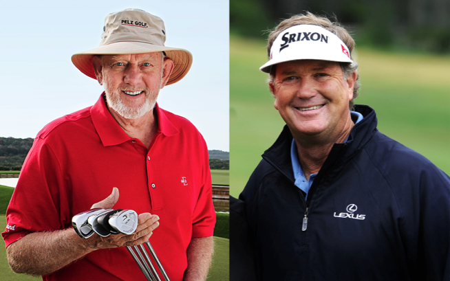 Dave Pelz and Peter Jacobsen teaming up for PGA Merchandise Demo Day
