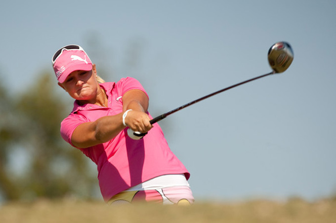 Anna Nordqvist signs with TaylorMade-Adidas