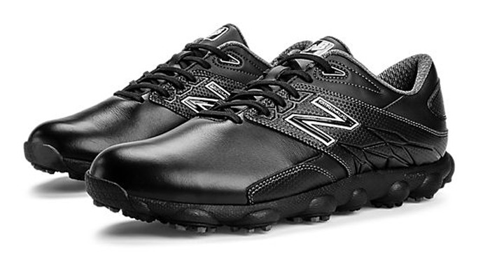 New Balance debuts first-ever golf shoes