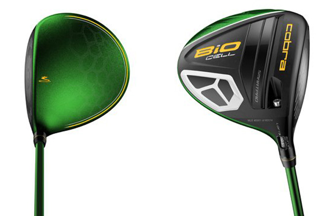 Cobra announces limited edition green BiO CELL Driver
