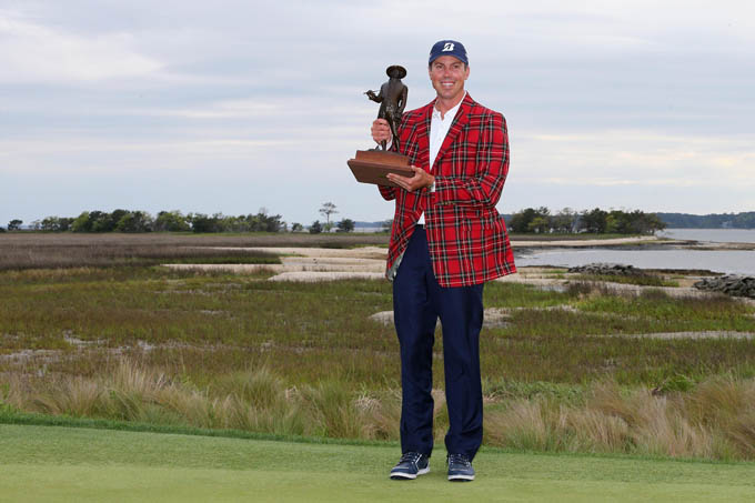 Matt Kuchar's winning equipment from the RBC Heritage