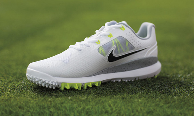 Nike Golf intros TW' 14 Mesh Golf Shoe