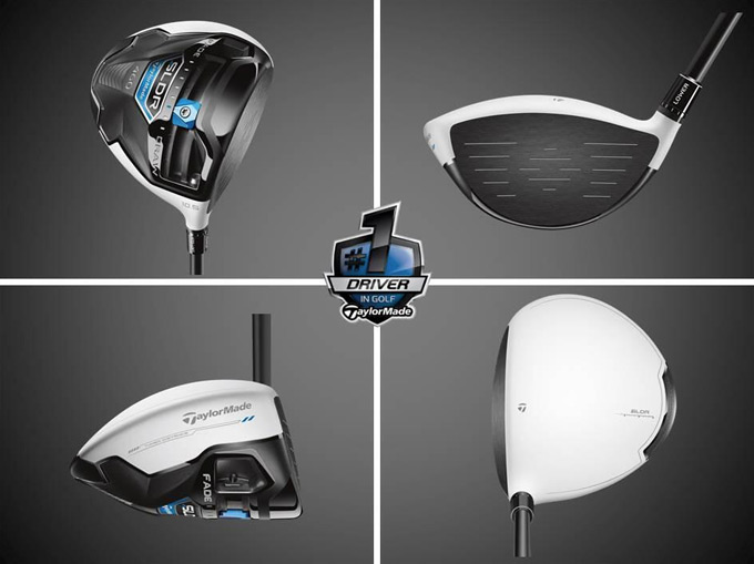 TaylorMade Launches White SLDR Driver