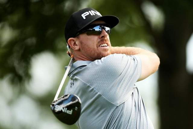 Hunter Mahan's winning equipment from The Barclays