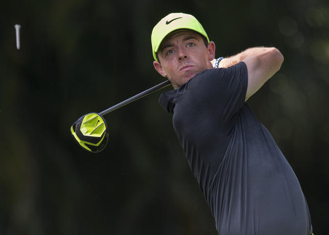 Rory McIlroy's new driver: the Nike Vapor Pro