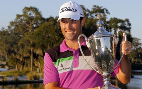 Robert Streb's winning equipment from The McGladrey Classic