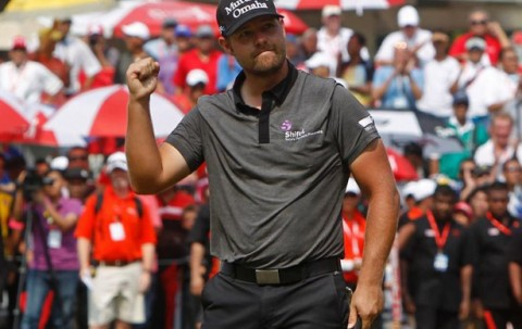 Ryan Moore's winning equipment from the 2014 CIMB Classic